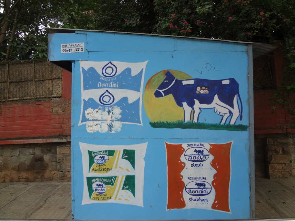 Nandini milk